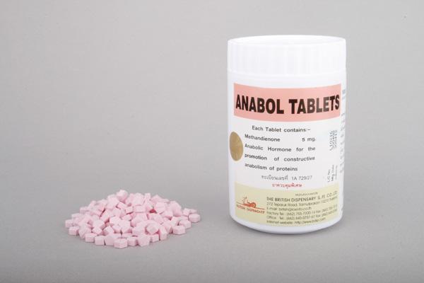 Anabol 5mg 1000 tab for Testosteron w tabletkach