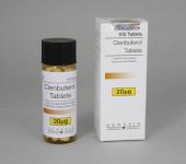 Clenbuterol tabletki 20mcg (100 tab)