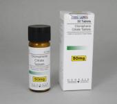 Cytrynian klomifenu Genesis 50mg (50 tab)