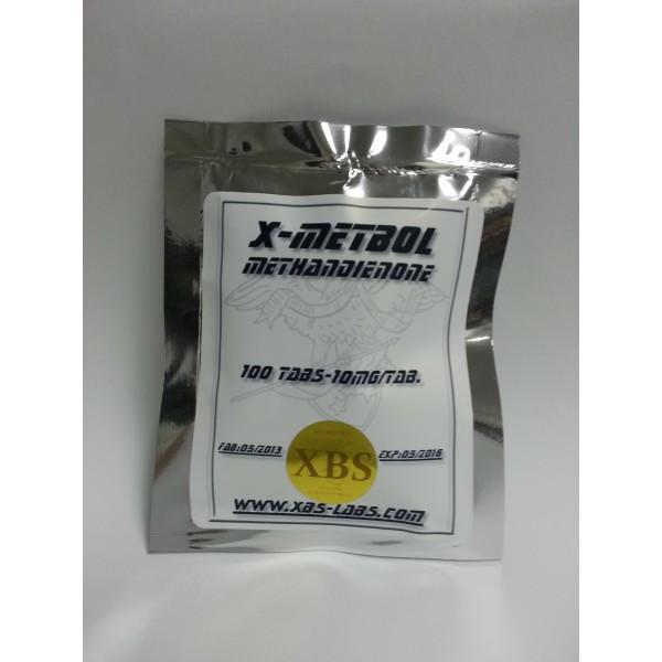 Metbol xbs 10mg 100 tab for Testosteron w tabletkach
