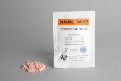 Oxanabol tabletki 10mg (100 tab)