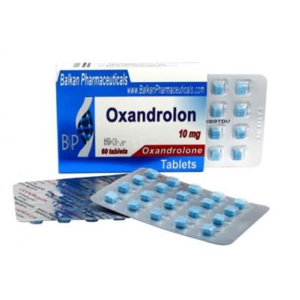 Oxandrolon BP 10mg (100 tab)