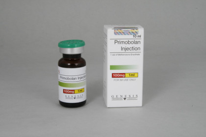 Primobolan zastrzyki 100mg/ml (10ml)