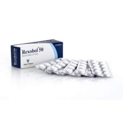 Rexobol 10mg (50 tab)